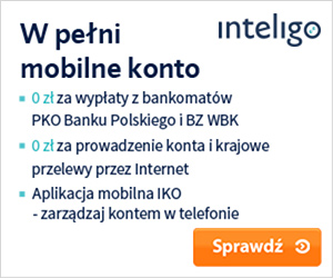 Konto Inteligo PKO BP