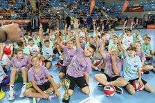 Dzieci na Marcin Gortat Camp 2021