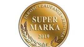 SALTUS Z TYTUŁEM SUPER MARKI 2019